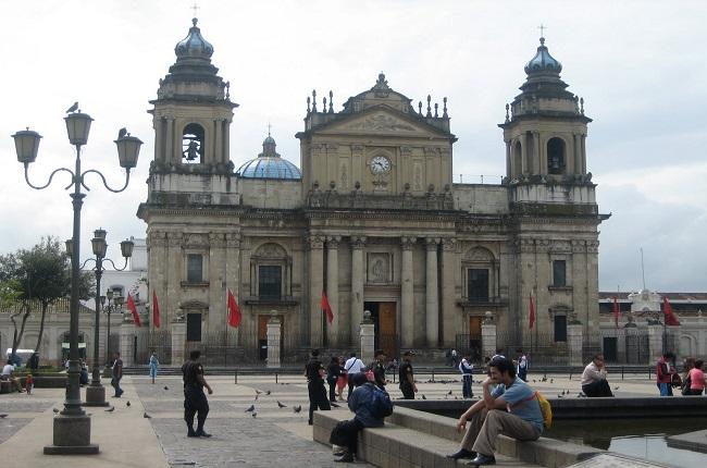 Cathedral Ciudad de Guatemala