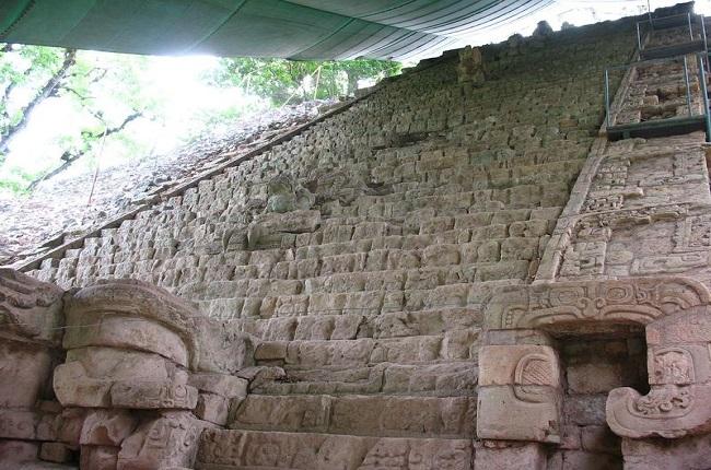 Copan Hieroglyphic Stairway