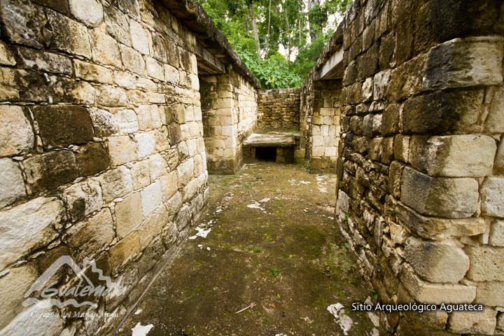Mayan Ruins Aguateca